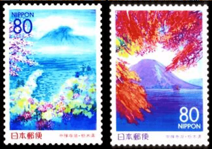 中禅寺湖切手